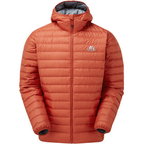 Mountain Equipment Earthrise Hooded Jacket Herre Bracken